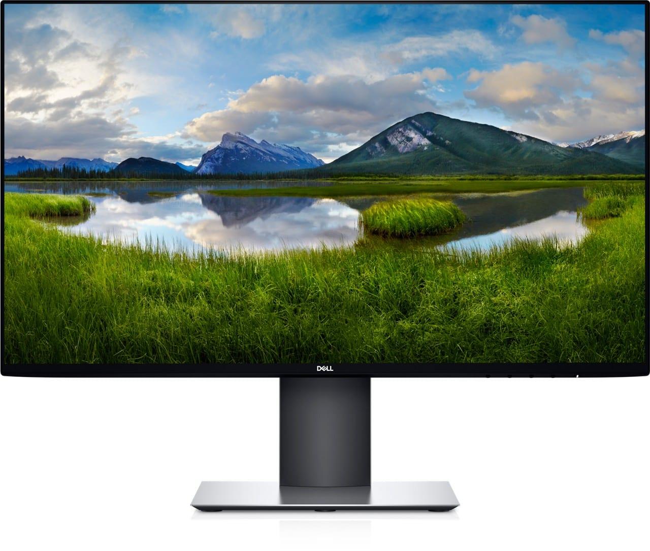 Monitor Dell UltraSharp 24 y 27 USB-C Hub.