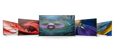 sony Bravia XR Sony Crystal LED