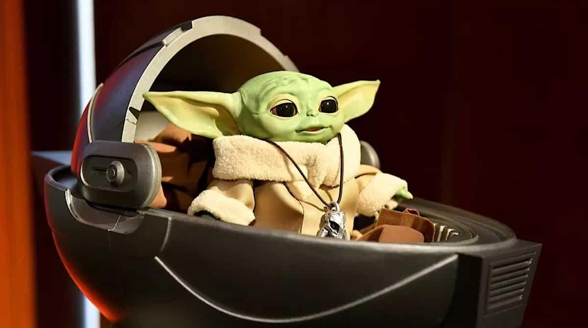 juguetes Baby Yoda