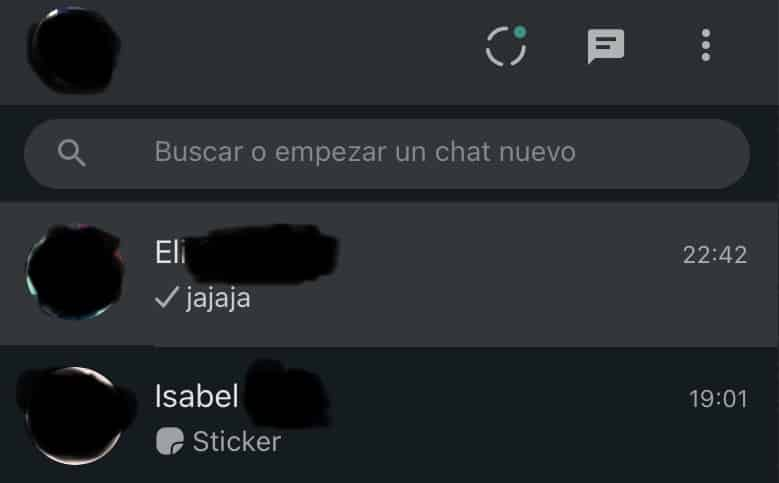 Cómo hacer videollamada por WhatsApp Web