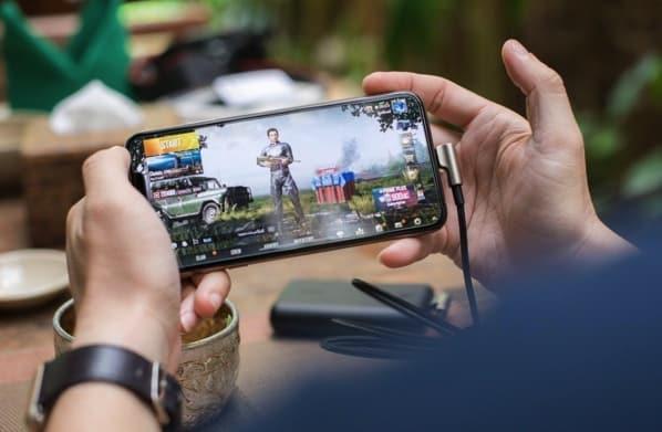 smartphones videojuegos