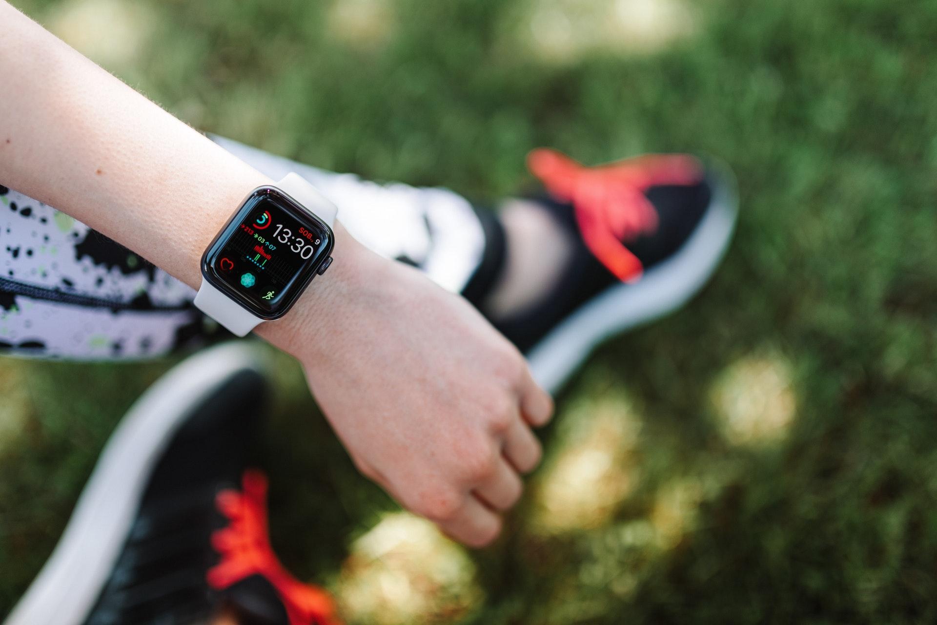 Apple Watch ejercicio