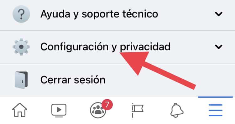 Cómo evitar que Facebook me recomiende amigos