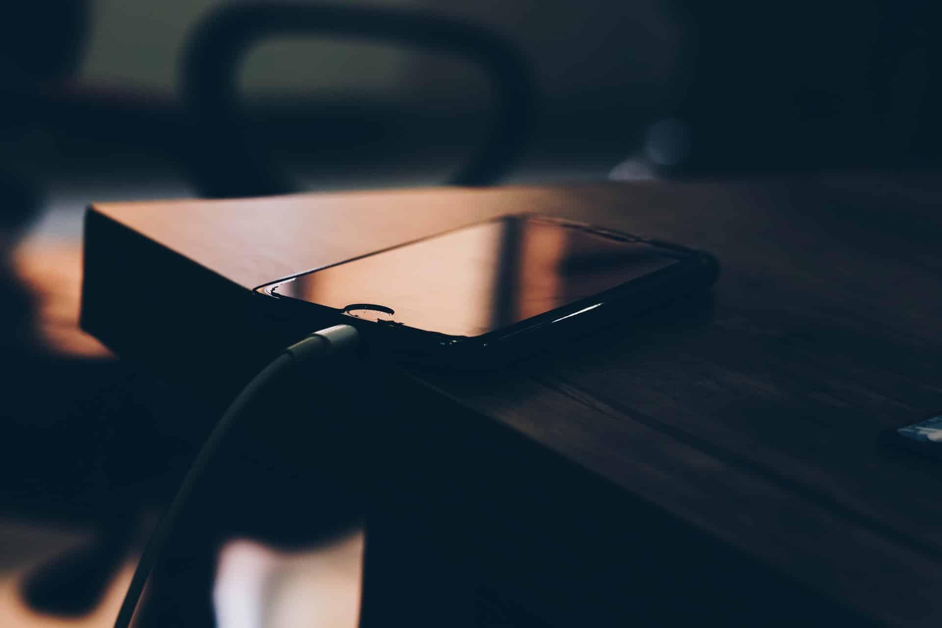 iPhone pila batería