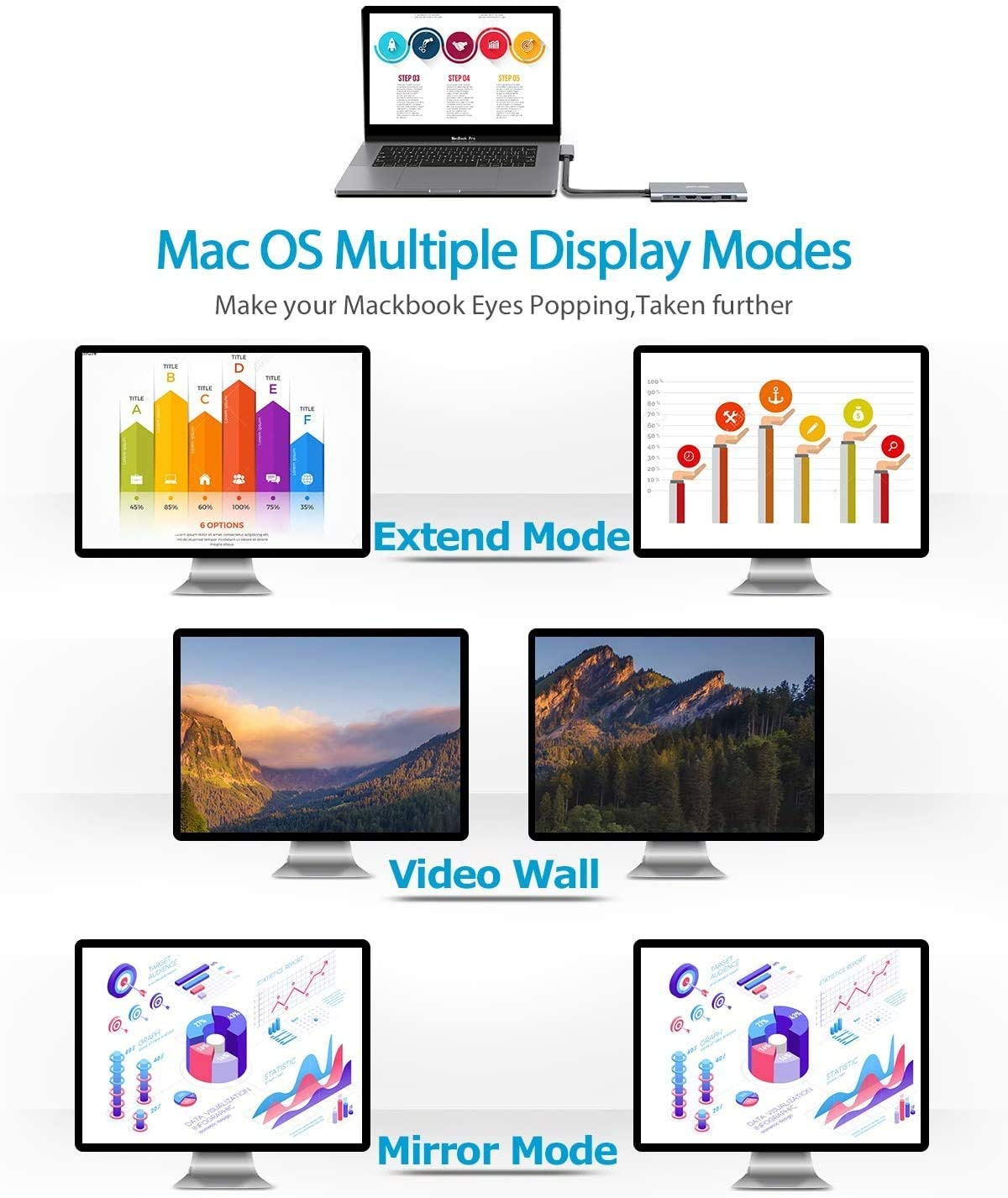 Hiearcool para MacBook