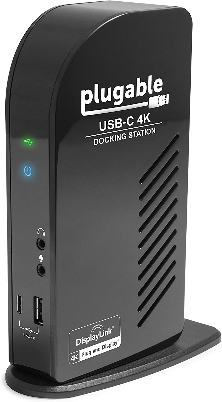 Plugable USB-C 4K