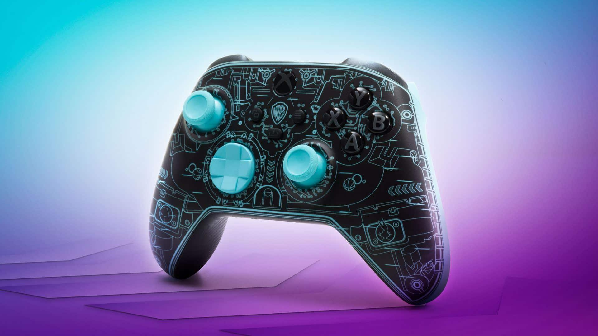 Controles Xbox de Space Jam