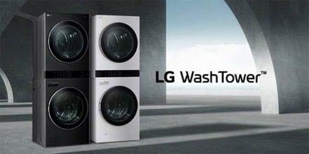 LG WashTower en México